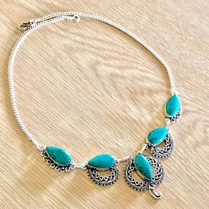 Jewelry - ✨🌸BEAUTIFUL TURQUOISE NNECKLACE❤️✨